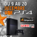 Noël PS4 GamerGen